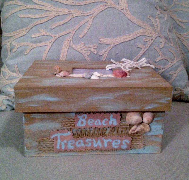 Box Beach Treasures
