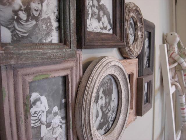 Overlapping frames